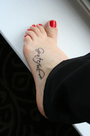 Cute Foot Tattoos – Designs and Ideas