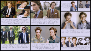 Twilight Series RPattz quotes