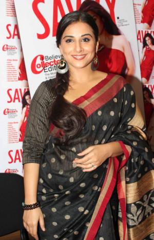 Thread: Vidya Balan At Savvy Magazine Cover Launch