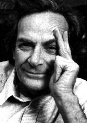 Richard Feynman :