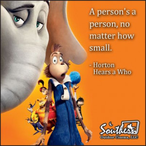 Movie Quote - Horton Hears a WhoMovie Quotes, Movie'S Tv Quotes