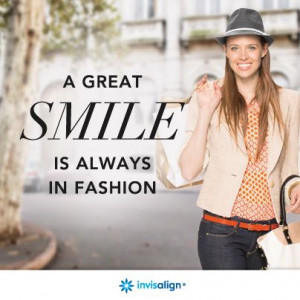 great smile is always in fashion. #Beauty