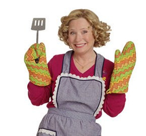 Kitty Forman – She's like a super happy version of me