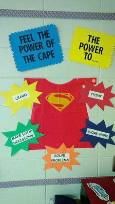 Superhero Themed, For Kids, Superhero Classroom, Superhero Songs ...