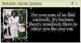 Oprah Winfrey Quotes About Success