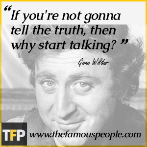 Gene Wilder Biography
