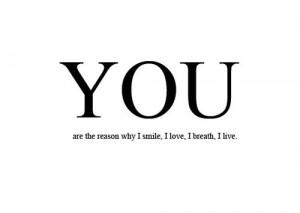 breath, hate i love u more, life, love, quote, reason, smile