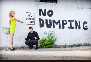 ... Photos: A Little Bit City, A Little Bit Country Engagement Session