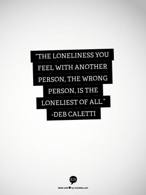 How To Stop Stressing About Being Alone
