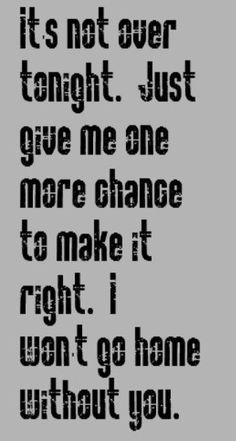 Maroon 5 I Won 39 t Go Home Without You song lyrics music lyrics