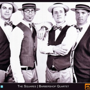 The Squares Barbershop Quartet - Barbershop Quartet in Vancouver ...