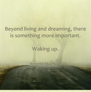 ... is something more important Waking up visit us www.myfbsearch.com