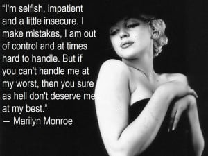 Marilyn monroe quotes, famous marilyn monroe quotes