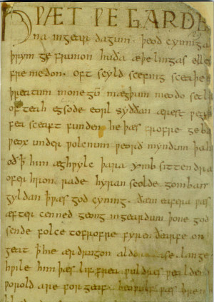 Beowulf: The Anglo-Saxon Hero
