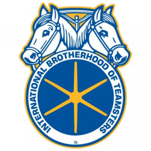 Teamsters Union Sticker 03