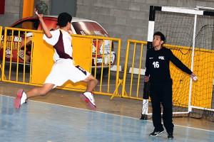 Lucen Segunda Jornada Handball Zucaritas Mediotiempo