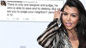 Kourtney Kardashian Quotes Bible After Split With Scott Disick -- Don ...