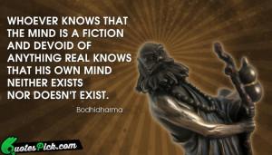 Bodhidharma Quotes