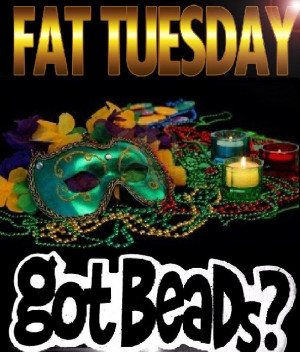 Happy Fat Tuesday! BEADS BEADS and MORE Beads! 13/0 Seed Beads and ...