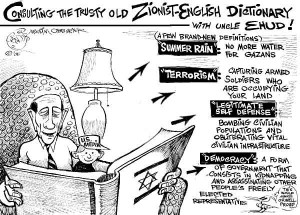 Cartoons/caricatures are an excellent weapon in the war against Jewish ...