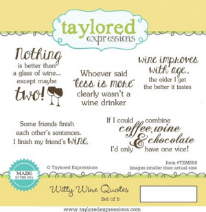 Witty Wine Quotes