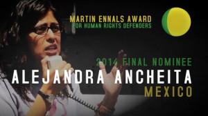 Alejandra Ancheita - Jury Quotes