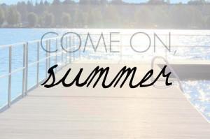 Summer Quotes Tumblr 2013