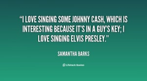 Love Singing Quotes -barks-i-love-singing-some