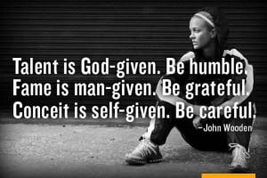 Humility and Gratitude