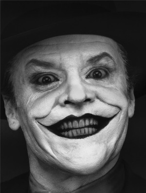 ... danced with the devil in the pale moon light the joker batman movie