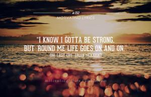 Im #One Last Cry #Brian McKnight #Quotes #Lyrics #Lyric #Typography