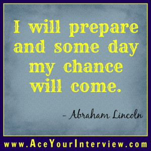 Good Job Interview Quotes
