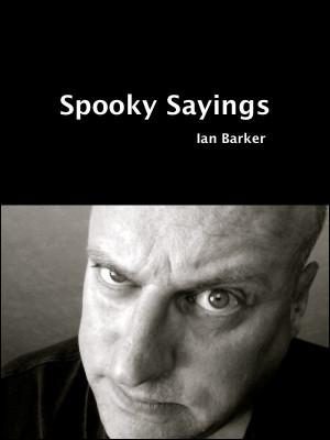 Spooky Sayings