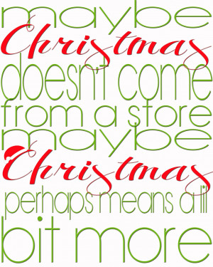 my favorite sayings at christmas time from one of the best christmas ...