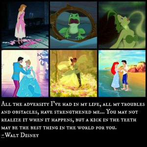Walt Disney quote Perfectly sums up our whole relationship!
