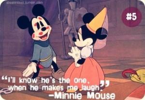 Best boyfriend ever / Minnie Mouse quote