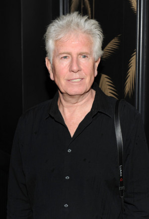 Graham Nash Graham Nash attends the after party for the Cinema Society ...