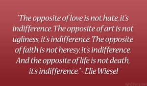 Elie Wiesel Quotes God