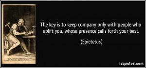 More Epictetus Quotes