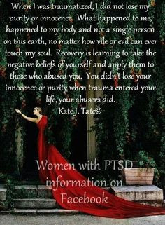 Women with PTSD More