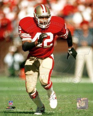 Ronnie Lott- hardest hitter in football