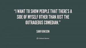 Sam Kinison Quotes