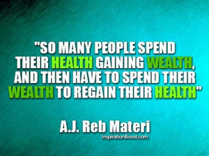 Good face quotes about health