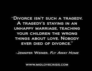 Divorce, Crazy Time, and Reinventing Yourself