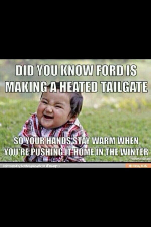 Funny Ford Jokes