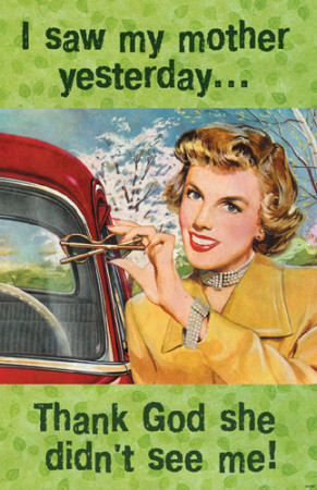 BLOG - Vintage Funny Women Sayings