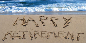 ... Cards > Congratulations Cards > Inscribed in Sand Retirement Card