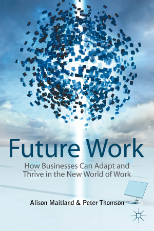 ... about Future Work , which will be published in the U. S. this week