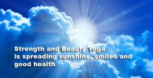 Spreading Sunshine Smiles