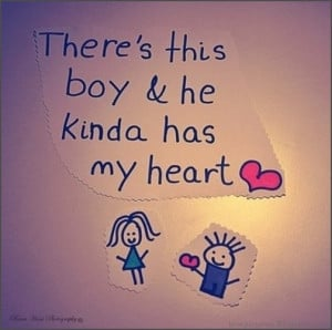 boy, girl, heart, sayings, quotes